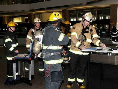 firefighting essay