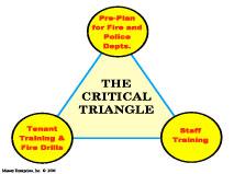 The Critical Triangle